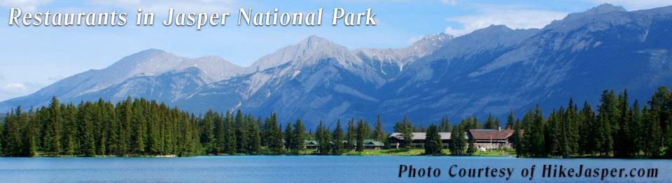 Jasper National Park Restaurants logo